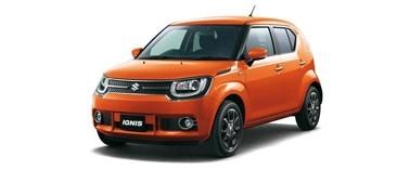 Maruti Suzuki Ignis on QuikrCars