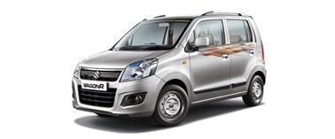 Maruti Suzuki Wagon R 1.0 on QuikrCars