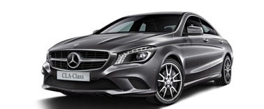 Mercedes Benz CLA Class on QuikrCars