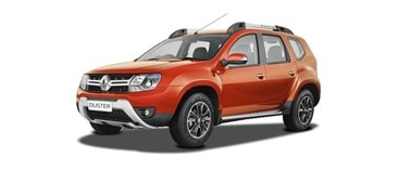 Renault Duster on QuikrCars