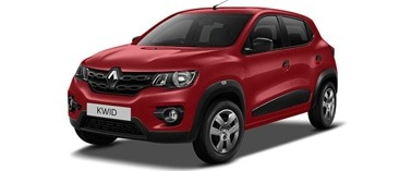 Renault Kwid on QuikrCars