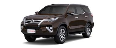 Toyota Fortuner on QuikrCars