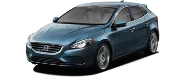Volvo V40 on QuikrCars