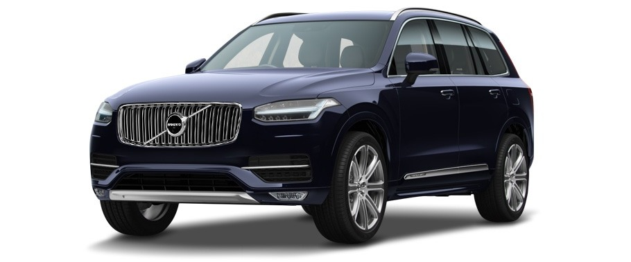 Volvo Xc90 Price In Chandigarh Variants Images Reviews Quikrcars