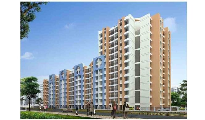 Shree Vighnaharta Residency, Diva, Thane