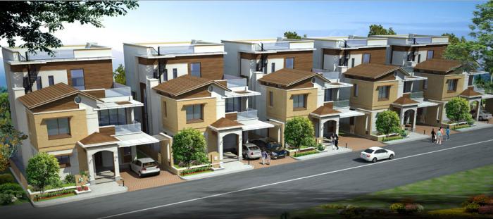 NCC Urban Green Province, Sarjapur Road, Bangalore