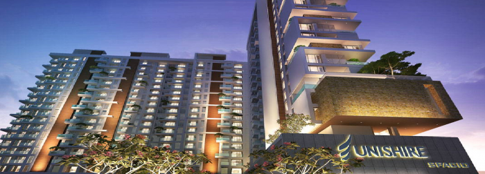 Unishire Spacio Apartments  for sale in Bannerghatta Road, Bangalore
