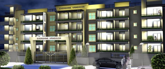 Evershine Vrindavan, Gunjur, Bangalore
