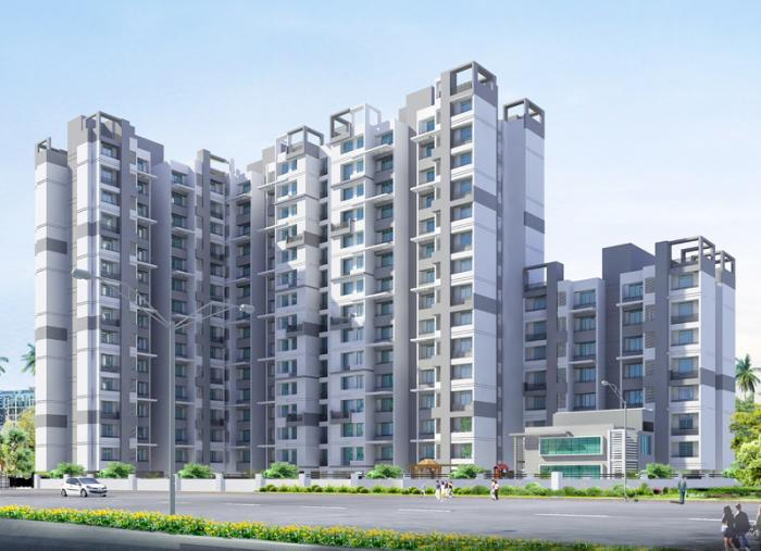 Sai Shrushti Heights, Diva, Thane