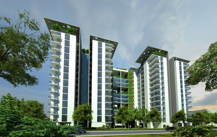 Nitesh Cape Cod Apartments  for sale in Bellandur, Bangalore