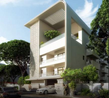 Sobha 25 Richmond, Richmond Road, Bangalore