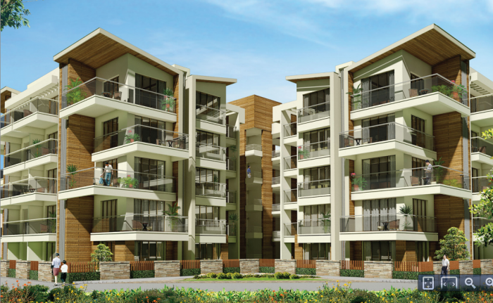 Nitesh Melbourne Park Apartments  for sale in Hennur Road, Bangalore