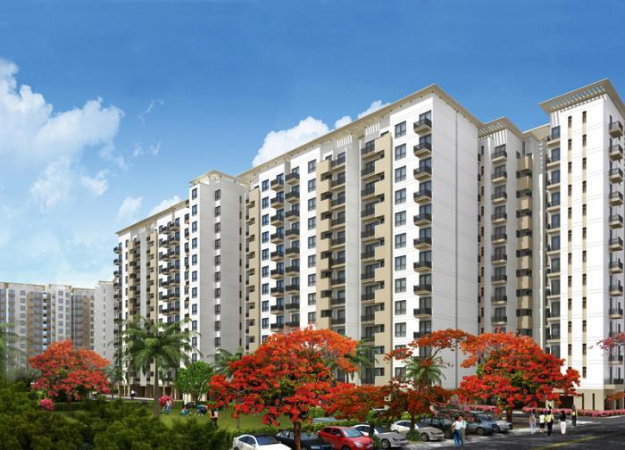 DLF Woodland Heights, Jigani, Bangalore