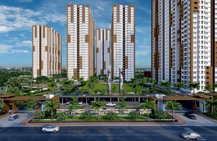 Apartments In Gachibowli Hyderabad By My Home Group