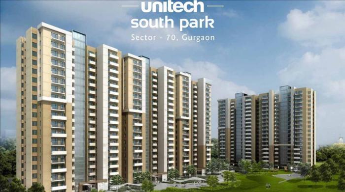 Unitech South Park, Sector 70, Gurgaon