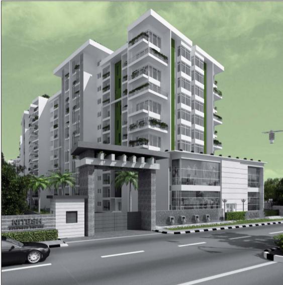 Nitesh Columbus Square, Bellary Road, Bangalore