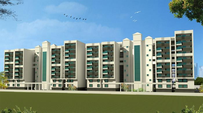 Lahari Twins Apartments  for sale in Miyapur, Hyderabad