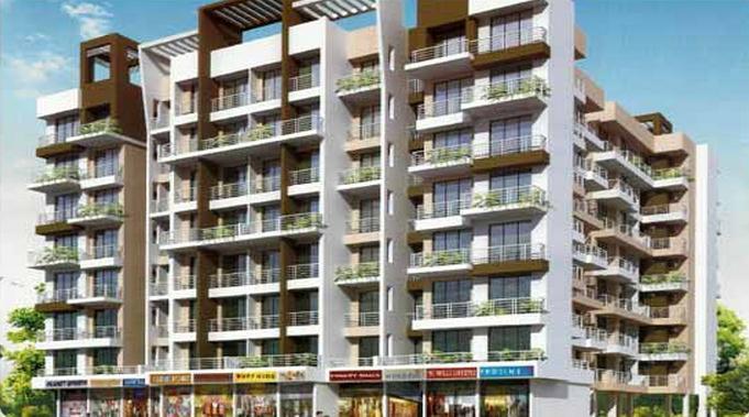 Aansh Ganesh Plaza, New Panvel, NaviMumbai