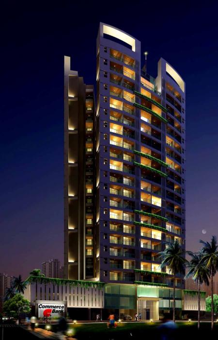Mavji Meeras Empire , Goregaon West, Mumbai