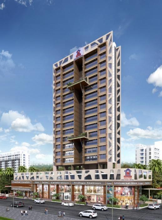 Sanghvi Solitaire, Borivali East, Mumbai