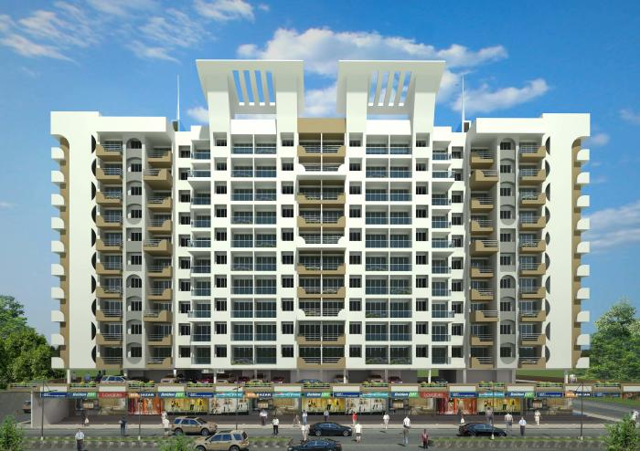 Annapurna Kasturi Heights Apartments  for sale in Bhayandar East, Mumbai