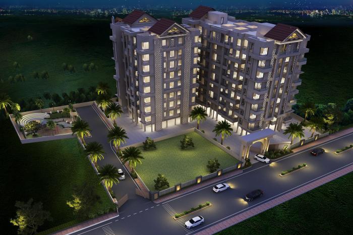 Nayan Callisto, NIBM Annexe, Pune