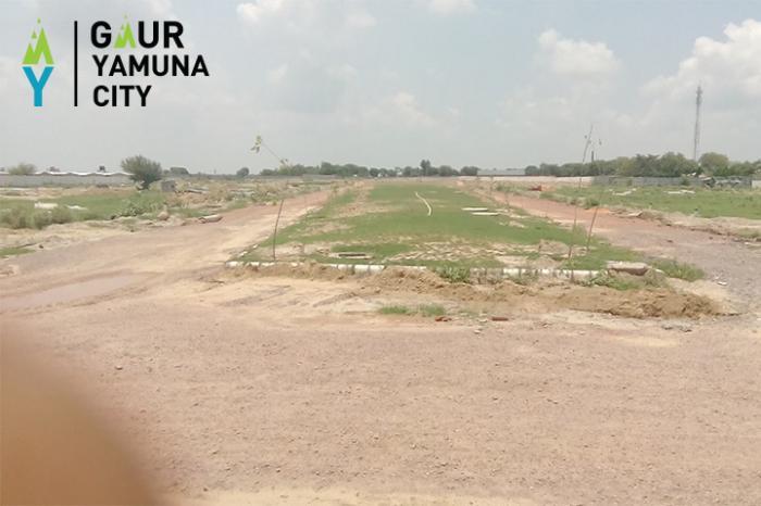 Gaursons Yamuna City 2nd Park View, Yamuna Expressway, GreaterNoida