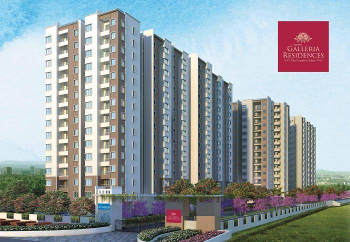 Alliance Galleria Residences Apartments  for sale in Pallavaram, Chennai