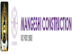 Mangeshi Construction - Logo