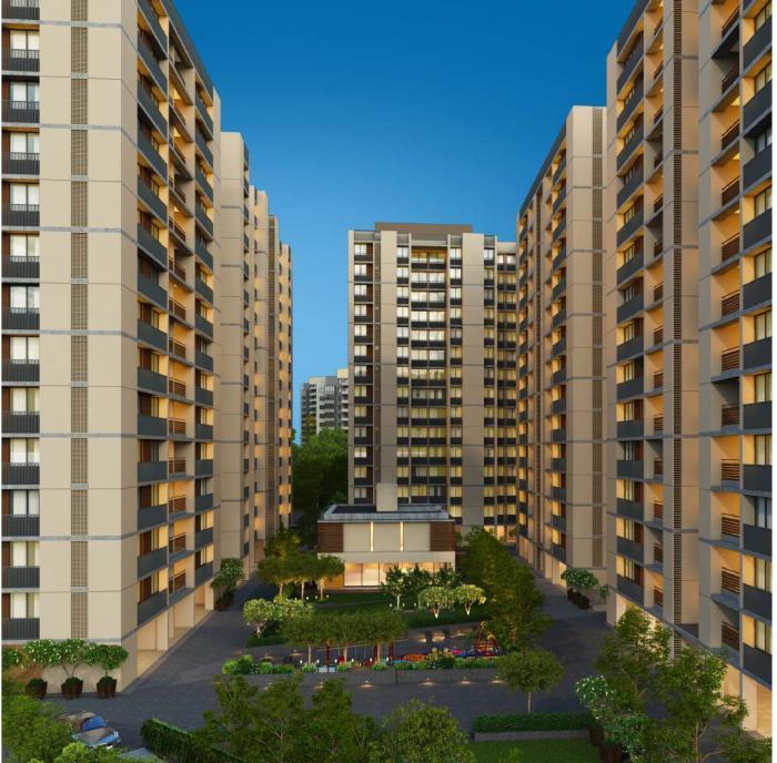 Sheetal Westpark, Vastrapur, Ahmedabad