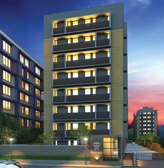 Bakeri Shaunak Apartments, Juhapura, Ahmedabad