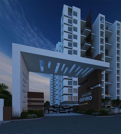 Gagan Cefiro Phase II, Undri, Pune