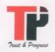 T & P Builders Developers - Logo