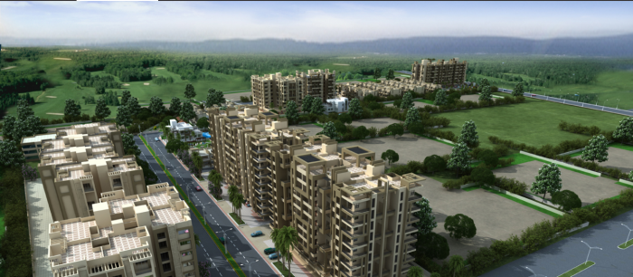 Pyramid City VI, Besa-Pipla Road, Nagpur