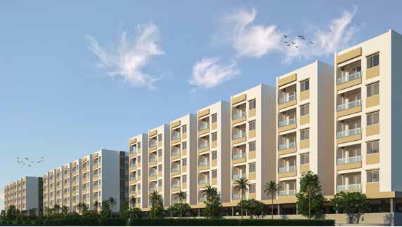 Incor VB City, Bolaram, Hyderabad