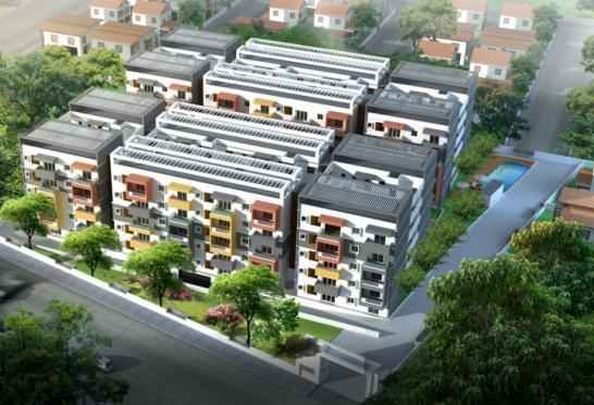 Thirumala Green field Apartments in Whitefield