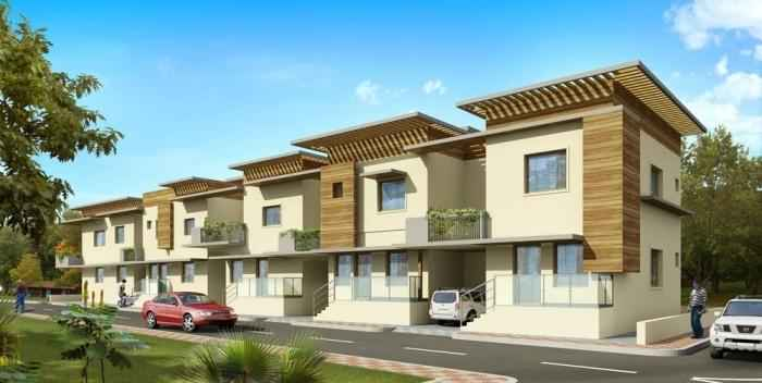 Pinewood Crest Villas in OMR