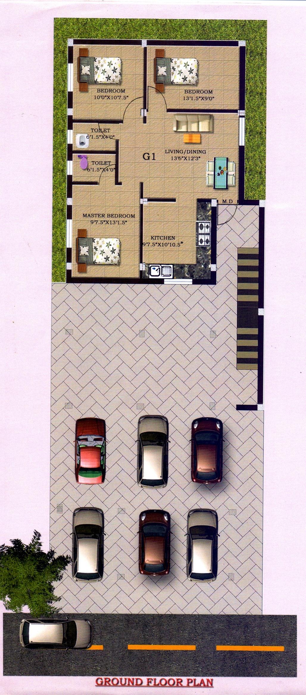 Ramana Apartments,Pallikaranai