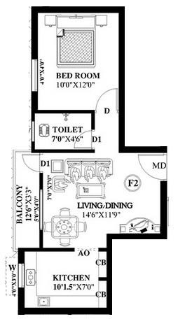 Guru Suriya Apartments,Chitlapakkam